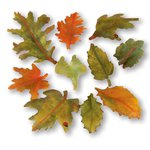 Sizzix - Susan's Garden Collection - Thinlits Die - Leaves, Woodland