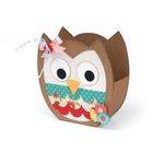 Sizzix - Bigz XL Die - Bag, Owl