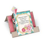 Sizzix - Bigz XL Die - Card, Center Step