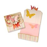 Sizzix - Favorite Things Collection - Bigz L Die - Notepad Cover
