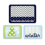 Sizzix - Thinlits Die - Winter