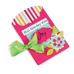 Sizzix - KI Memories - Bigz L Die - Pocket, Fancy