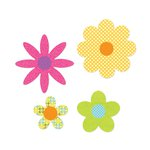 Sizzix - Bigz Die - Quilting - Flower Layers 15