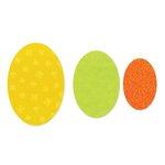 Sizzix - Fabi - Bigz Die - Quilting - Ovals 2
