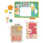 Sizzix - Thinlits Die - Hello Life