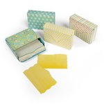 Sizzix - Where Women Cook Collection - Thinlits Die - Mini Recipe Box and Cards