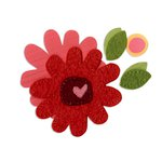 Sizzix - Homegrown and Handmade Collection - Bigz Die - Flower 5