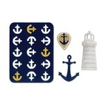 Sizzix - Life Made Simple Collection - Thinlits Die - Nautical