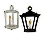 Sizzix - Tim Holtz - Alterations Collection - Bigz Die - Hanging Lantern