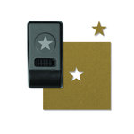 Sizzix - Tim Holtz - Alterations Collection - Paper Punch - Star, Small