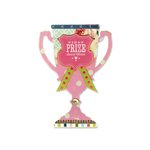 Sizzix - Favorite Things Collection - Bigz L Die with Bonus Textured Impressions - Trophy Card