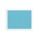 Sizzix - Favorite Things Collection - Textured Impressions - Embossing Folder - Cascading Flowers