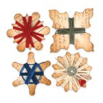 Sizzix - French General Collection - Bigz Die - Thread Winders