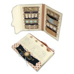 Sizzix - French General Collection - Bigz XL Die - Box, Sewing Kit