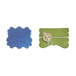 Sizzix - Movers and Shapers Magnetic Die - Door and Label