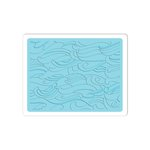 Sizzix - Textured Impressions - Embossing Folder - Waves