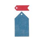 Sizzix - Echo Park - Originals Die - Tags, Pointed