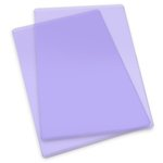 Sizzix - Cutting Pad - Standard - 1 Pair - Grape