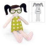 Sizzix - Fabi Bigz XL 25 Inch Die - Doll