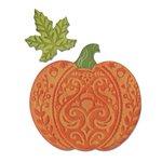Sizzix - Bigz Die - Harvest Pumpkin