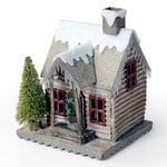Sizzix - Tim Holtz - Alterations Collection - Christmas - Bigz Die - Village Winter