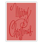 Sizzix - Tim Holtz - Alterations Collection - Christmas - Texture Fades - Embossing Folder - Fancy Christmas