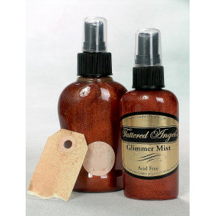 Tattered Angels - Glimmer Mist Spray - 2 Ounce Bottle - Copper