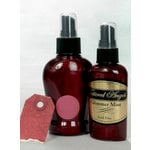 Tattered Angels - Glimmer Mist Spray - 2 Ounce Bottle - Burnt Red