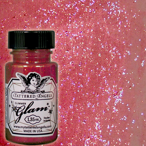 Tattered Angels - Glimmer Glam - Lipstick Pink