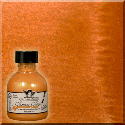 Tattered Angels - Glimmer Glaze - Cowboy, CLEARANCE