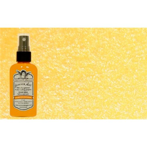 Tattered Angels - Glimmer Mist Spray - 2 Ounce Bottle - Sun Sisters