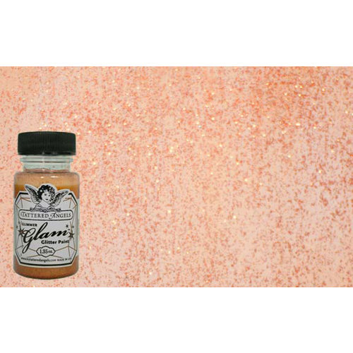 Tattered Angles - Glimmer Glam - Hammered Copper
