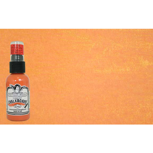 Tattered Angles - Chalkboard Collection - Glimmer Mist Spray - 2 Ounce Bottle - Valencia