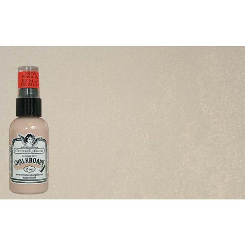 Tattered Angles - Chalkboard Collection - Glimmer Mist Spray - 2 Ounce Bottle - French Vanilla