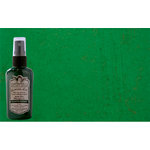 Tattered Angels - Christmas - Glimmer Mist Spray - 2 Ounce Bottle - Bubble Light Green