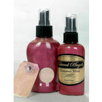 Tattered Angels - Glimmer Mist Spray - 2 Ounce Bottle - Perfect Peach, CLEARANCE