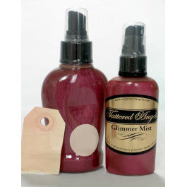 Tattered Angels - Glimmer Mist Spray - 2 Ounce Bottle - Lavender Whisp, CLEARANCE