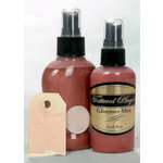 Tattered Angels - Glimmer Mist Spray - 2 Ounce Bottle - Cherub Pink, CLEARANCE