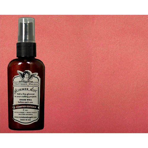 Tattered Angels - Glimmer Mist Spray - Limited Edition - 2 Ounce Bottle - Indian Corn, CLEARANCE