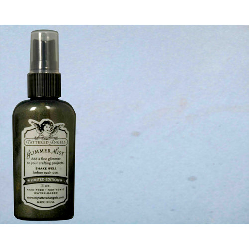 Tattered Angels - Glimmer Mist Spray - Limited Edition - 2 Ounce Bottle - Fall Breeze