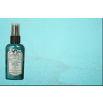Tattered Angels - Heidi Swapp Collection - Glimmer Mist Spray - 2 Ounce Bottle - Electric Blue