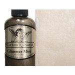 Tattered Angels - Glimmer Mist Spray - 2 Ounce Bottle - Old Lace