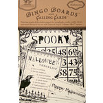 Tattered Angels - Halloween Collection - Bingo Boards and Calling Cards