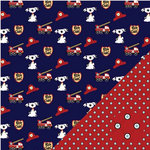 Three Bugs In a Rug - To The Rescue Collection - 12 x 12 Double Sided Paper - Little Chief, CLEARANCE