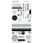 Teresa Collins - Collectors Edition Collection - Sticker Sheet - Decorative