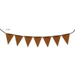 Tinkering Ink - Chipboard Garland - 6.5 x 8 Penant, CLEARANCE