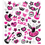 Sticker King - Cardstock Stickers - Girls Rock