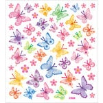 Sticker King - Clear Stickers - Bright Wings