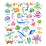 Sticker King - Cardstock Stickers - Undersea Life