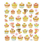 Sticker King - Cardstock Stickers - Tea Time